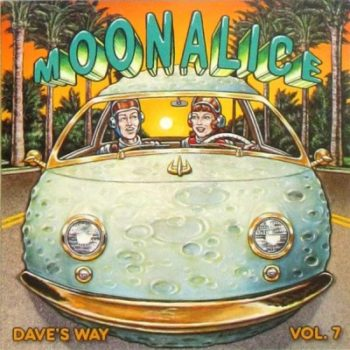 Moonalice Dave's Way EP Vol 7