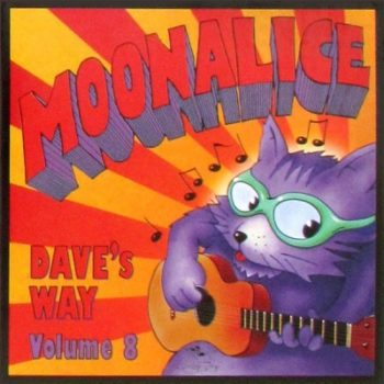 Moonalice Dave's Way EP Vol 8