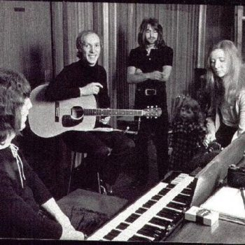Rod Edwards, Dave Waite, Pete Sears, Child?, Marianne Segal.