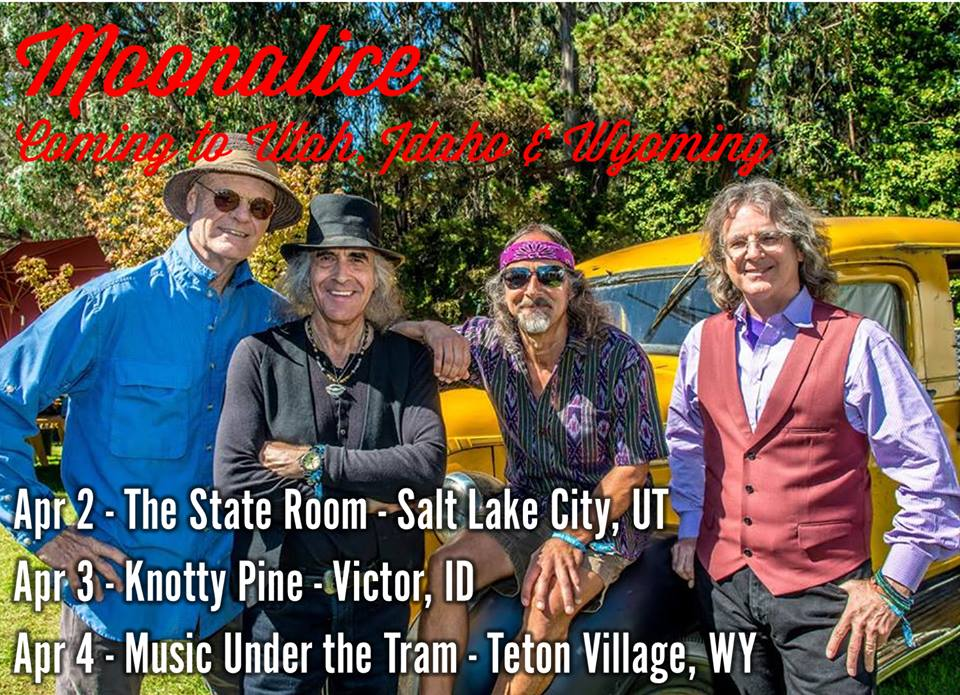 Moonalice 2015 Tour Dates
