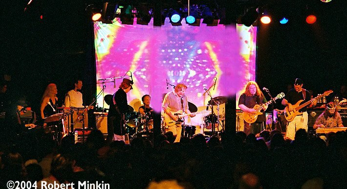 2004. May 22nd. Spencer Dryden Benefit organized by Pete Sears at Slims, San Francisco, CA.