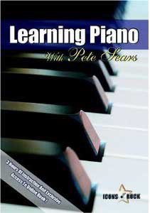 "2005. ""Learning Piano"" with Pete Sears. DVD."