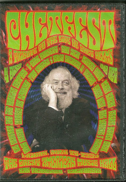 2005. DVD of the Chetfest Show at the GAMH...unfortunately no longer available.