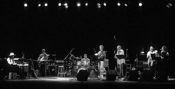 1999. Phil Lesh & Friends. Warfield Theater, June 4th & 5th 1999.