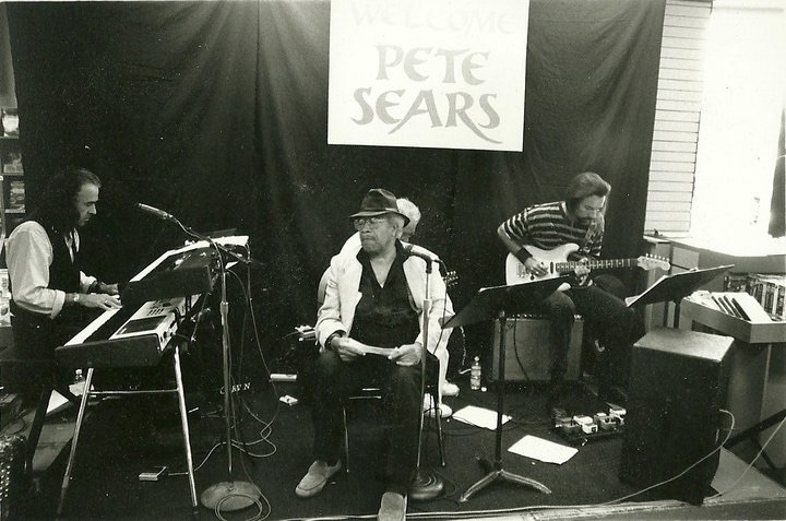 "2001. ""Pete Sears & the Dawn Patrol"" back up our close friend ""Francis Clay"" who was drummer with ""The Muddy Waters Band"" and many other blues greats."