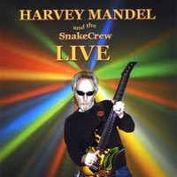 2009. Harvey Mandel and the Snake Crew LIVE. Recorded at Biscuits & Blues, San Francisco, California.