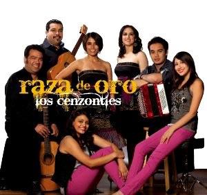 "2010. Los Cenzontles ""raza de oro""."