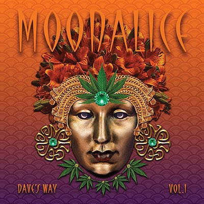 "2011. Moonalice EP ""Dave's Way"". Vol 1."