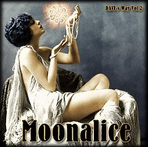 "2011. Moonalice EP ""Dave's Way"". Vol 2."