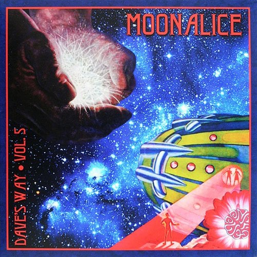 "2011. Moonalice EP. ""Dave's Way"" Vol 5."