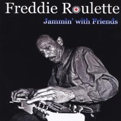 "2012. Freddie Roulette. ""Jammin With Friends"".                                        Pete Sears played some keyboards on this wonderful album by one of the lap steel masters."