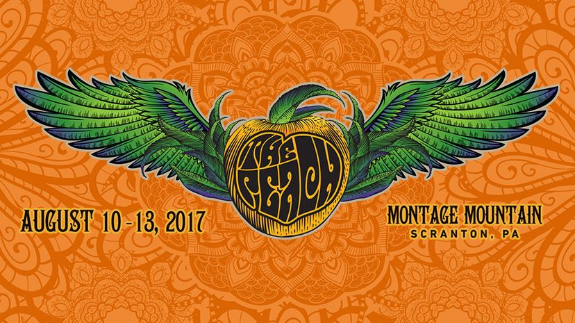 Pete Sears with Moonalice at The Peach Music Festival 2107