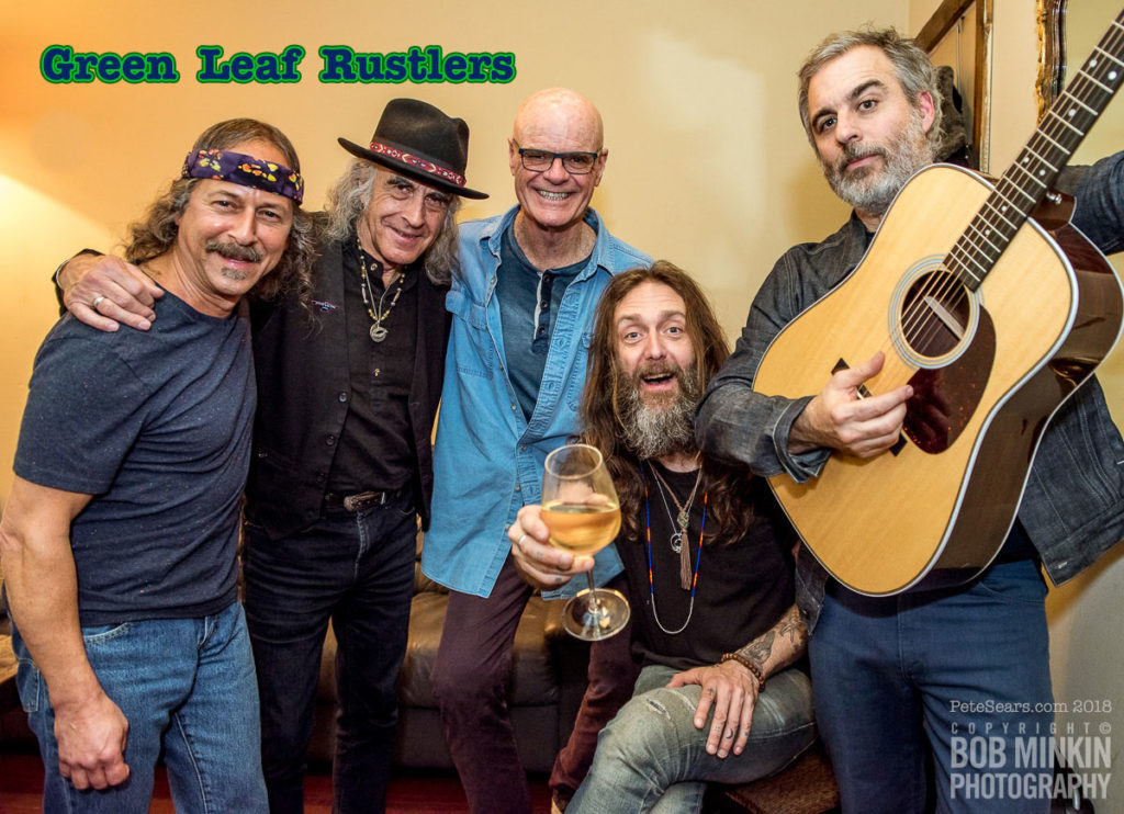 The Green Leaf Rustlers