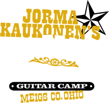 Jorma Kaukonen's Fur Peace Ranch Guitar Camp, Pomeroy, OH